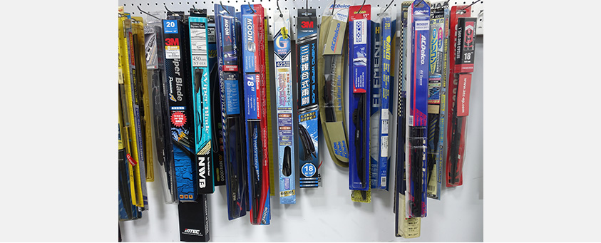 NO.1 Wiper blade manufacturer in Taiwan
